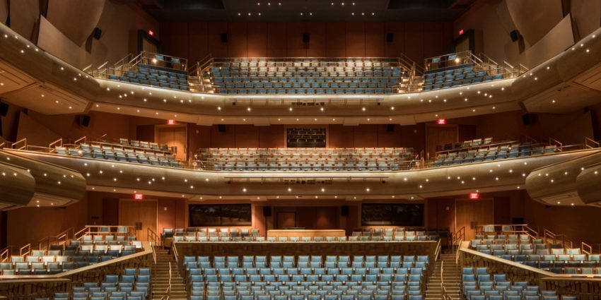 Chapman University's Musco Center for the Arts