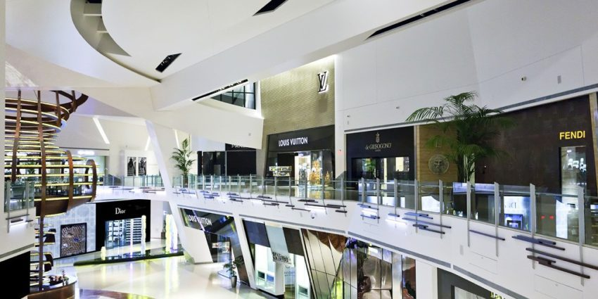 City Center – Crystals Retail