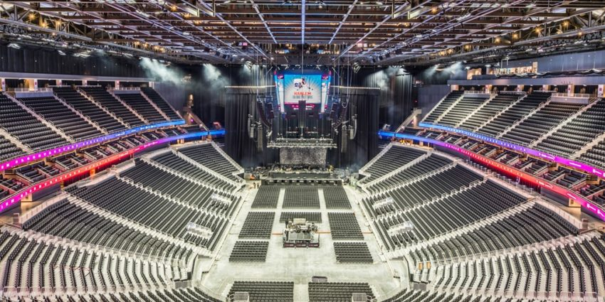 T-Mobile Arena - The Raymond Group