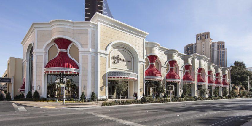 Wynn Retail Plaza
