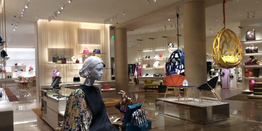 Louis Vuitton South Coast Plaza
