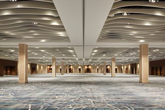 Marriott Marquis Grand Ballroom