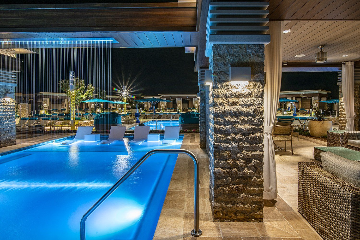 The Pala Casino Spa & Resort's New Pool Complex 4