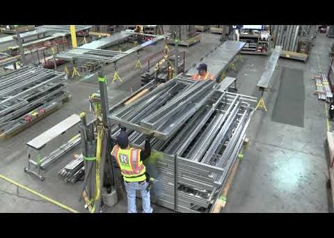 Prefabricated Framing & Drywall Installation